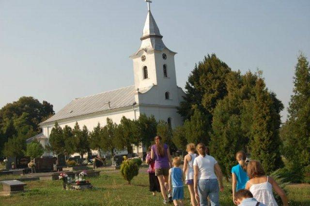 Mravčekovia kostol